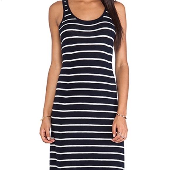 Vince Dresses & Skirts - 💥slash price/ Vince Cotton maxi tank dress